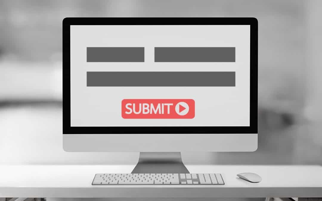 The Power of Web Forms and 3 Best Practices to Optimize Them